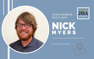 Team Member Spotlight: Nick Myers