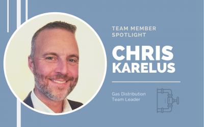 Team Member Spotlight: Chris Karelus