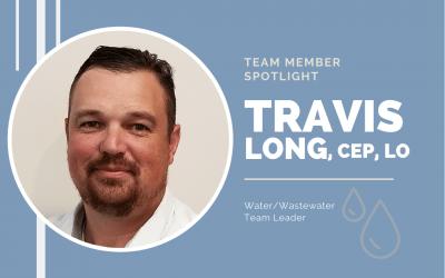 Team Member Spotlight: Travis Long