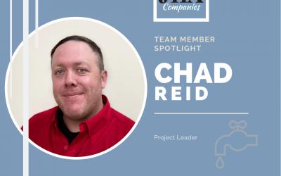 Team Member Spotlight: Chad Reid
