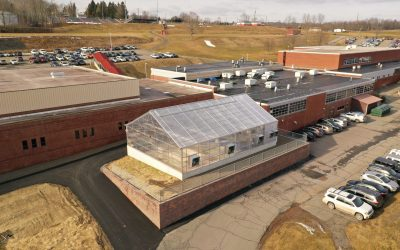 Signature Project: Wayne Highlands School District Educational Greenhouse