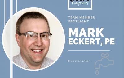 Team Member Spotlight: Mark Eckert, PE