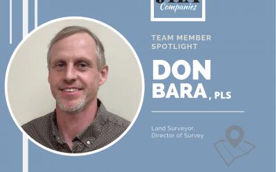 Team Member Spotlight: Don Bara, PLS