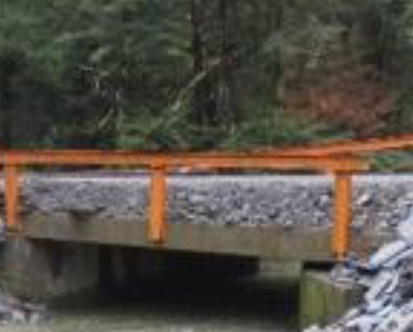 DEVELOPMENT – Vet Davis Bridge Signature Project
