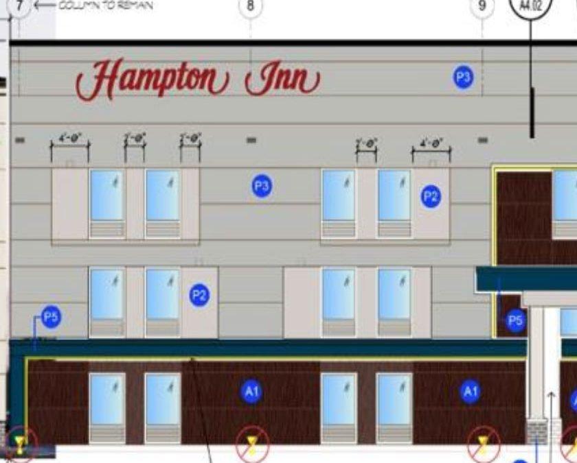 HOTEL PIP – Flemington Hampton Inn Signature Project